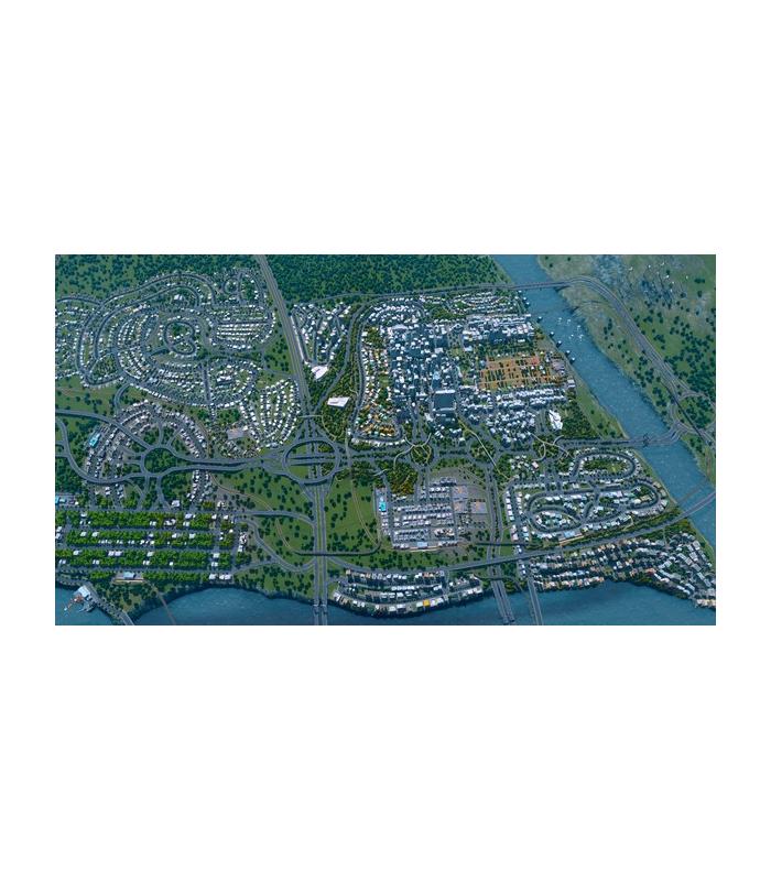 Cities: Skylines  - 4