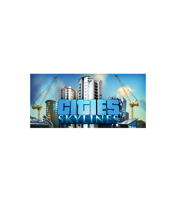 Cities: Skylines  - 1