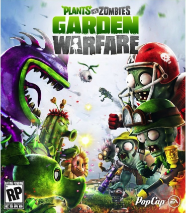 اکانت PLANTS VS ZOMBIES GARDEN WARFARE