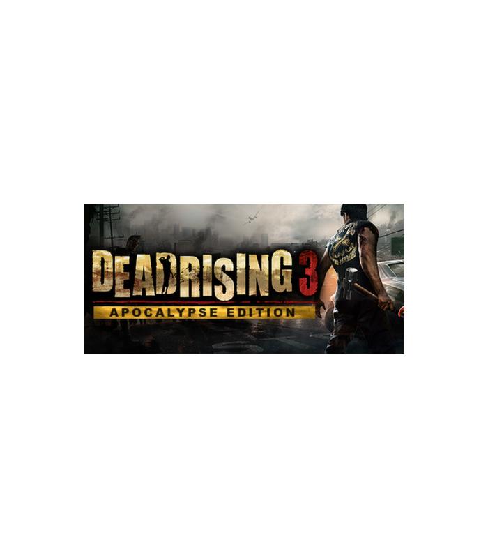 Dead Rising 3 Apocalypse Edition  - 1