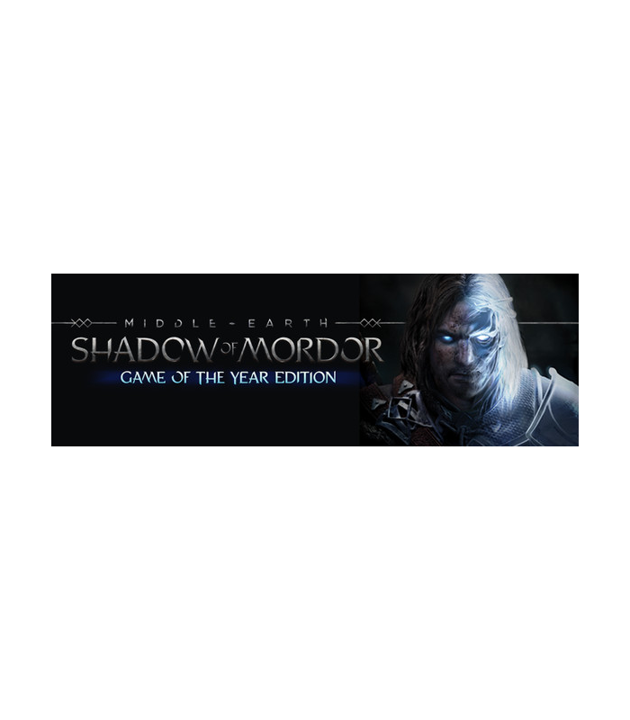 Middle-earth: Shadow of Mordor Game of the Year Edition  - 1