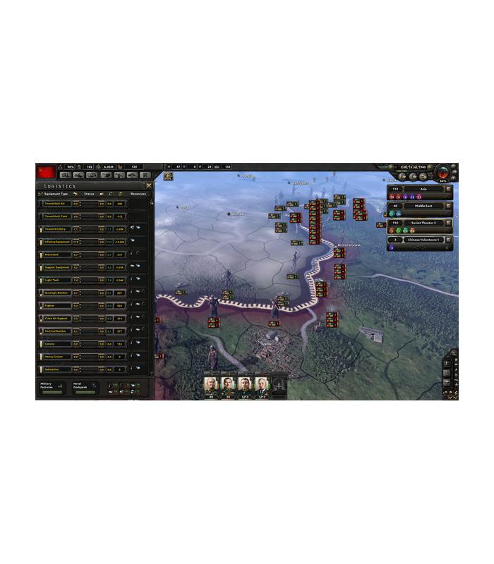 Hearts of Iron IV: Cadet Edition - 2