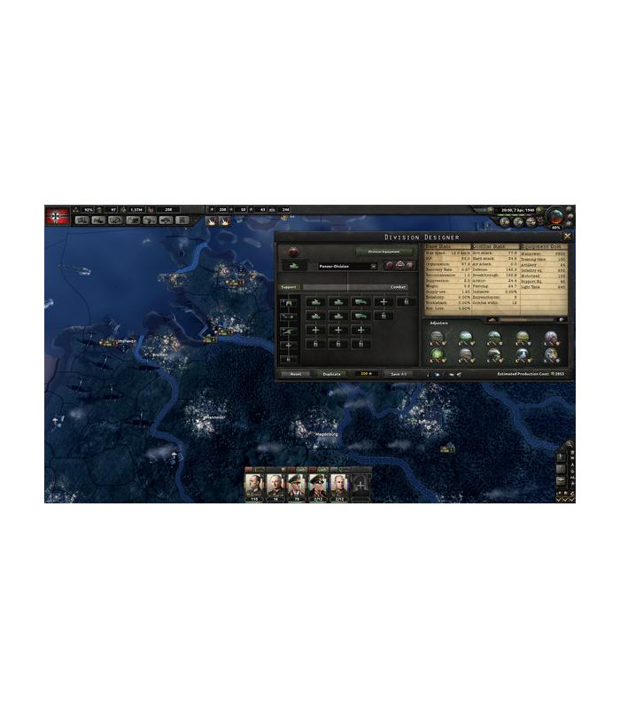 Hearts of Iron IV: Cadet Edition - 5