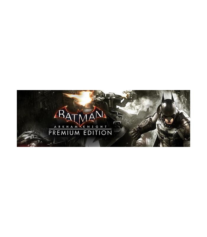 Batman: Arkham Knight Premium Edition - 1