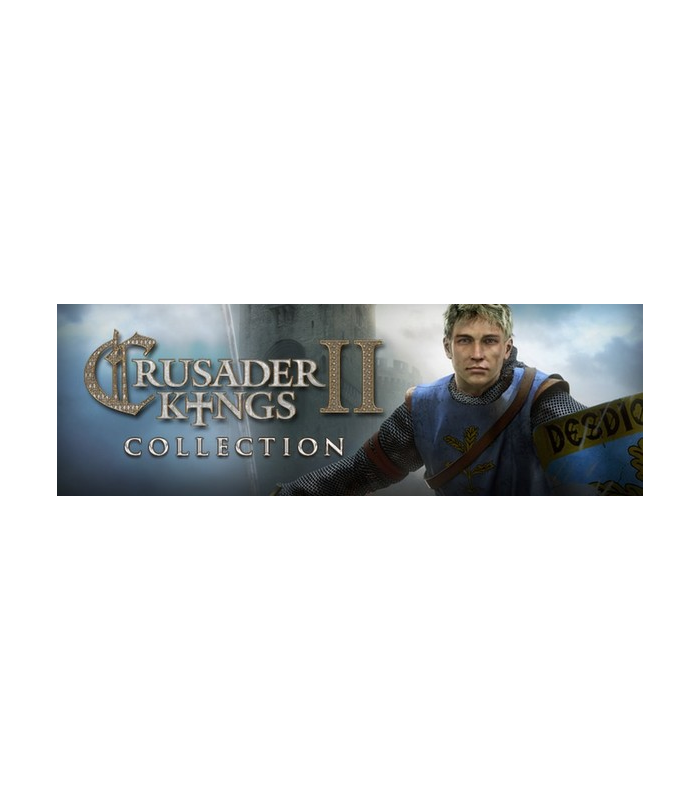 Crusader Kings II Collection  - 1