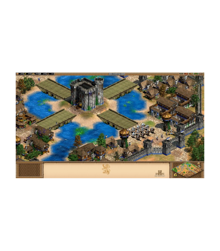 Age of Empires II HD + The Forgotten Expansion  - 2