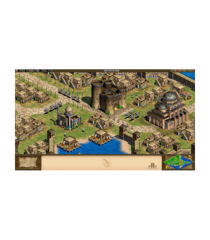 Age of Empires II HD + The Forgotten Expansion  - 3