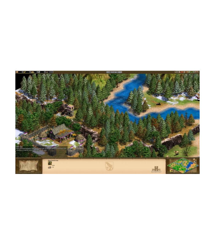 Age of Empires II HD + The Forgotten Expansion  - 4