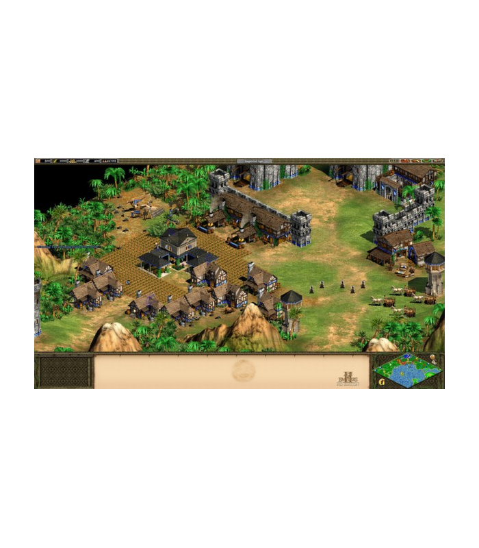 Age of Empires II HD + The Forgotten Expansion  - 5