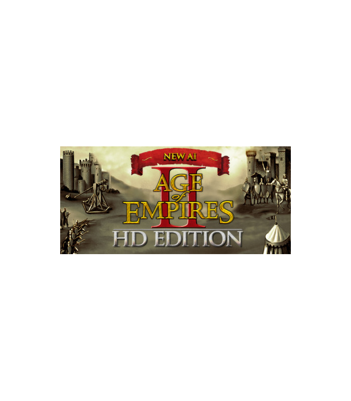 Age of Empires II HD + The Forgotten Expansion  - 1