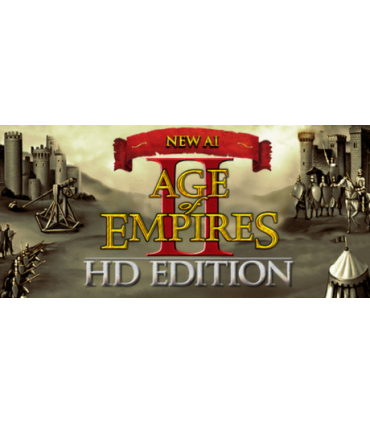 Age of Empires II HD + The Forgotten Expansion