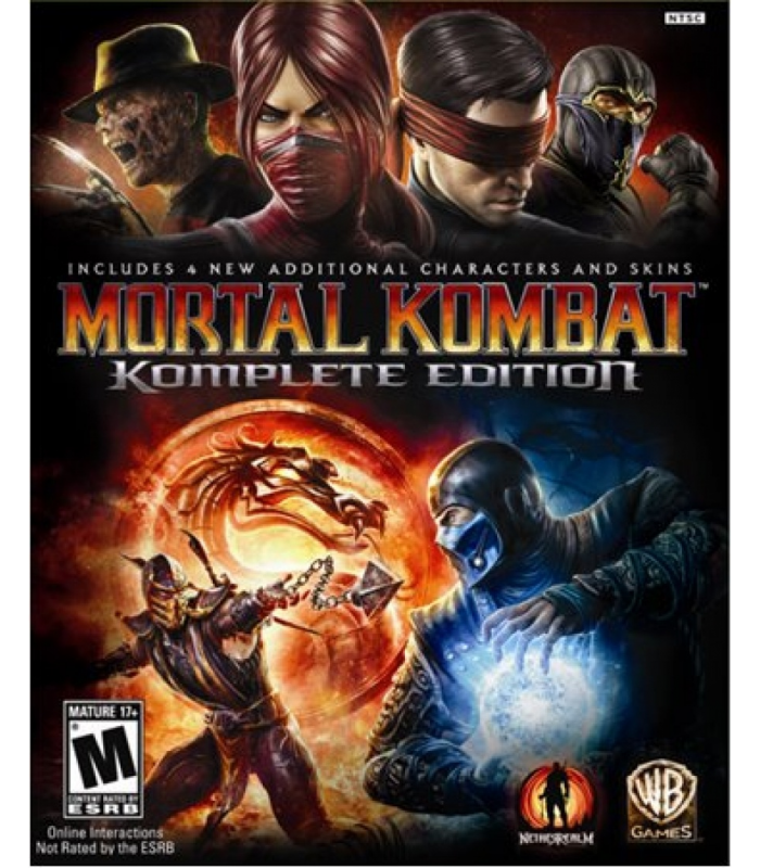 Mortal Kombat Komplete Edition  - 1