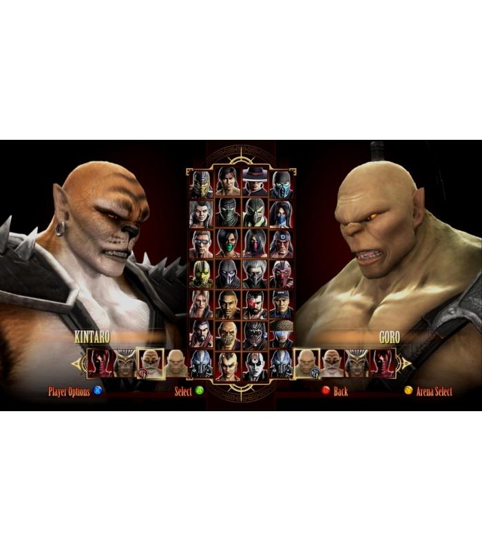 Mortal Kombat Komplete Edition  - 2