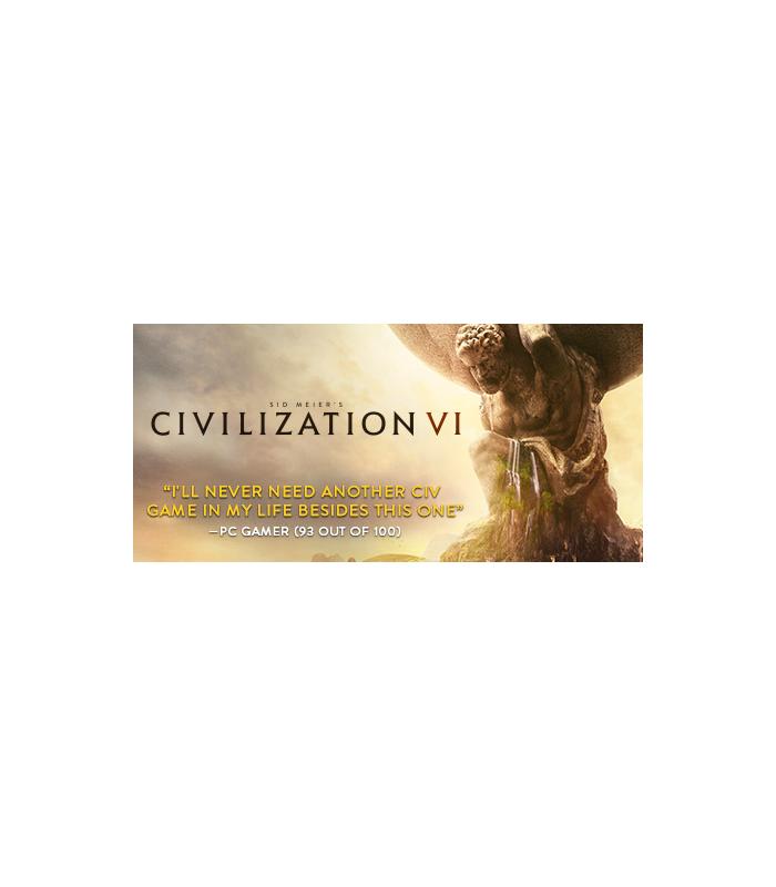 Sid Meier Civilization VI  - 1