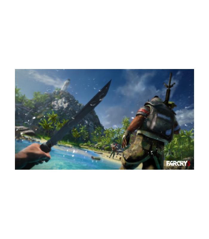 Far Cry 3  - 4