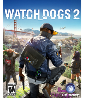 اکانت یوپلی بازی WATCH DOGS 2