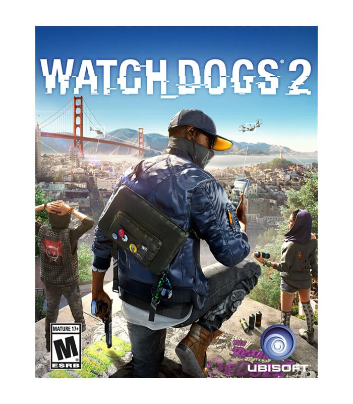 اکانت یوپلی بازی WATCH DOGS 2