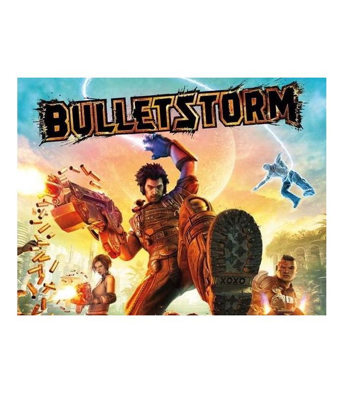 Bulletstorm  - 1