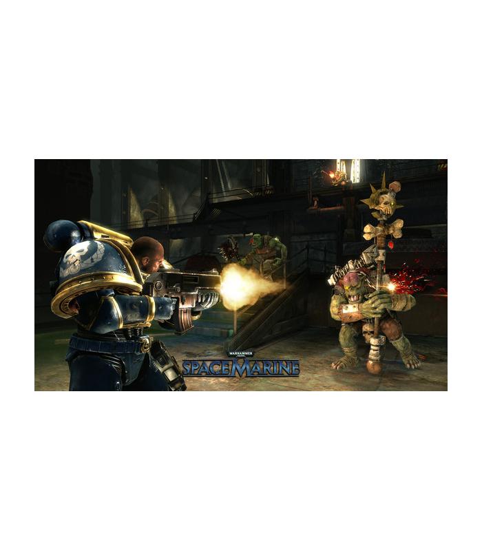 Warhammer 40,000: Space Marine - 2