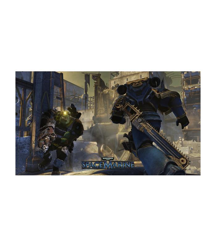 Warhammer 40,000: Space Marine - 3