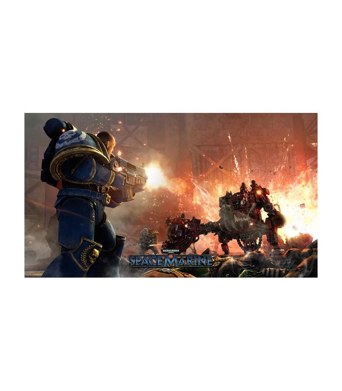 Warhammer 40,000: Space Marine - 5