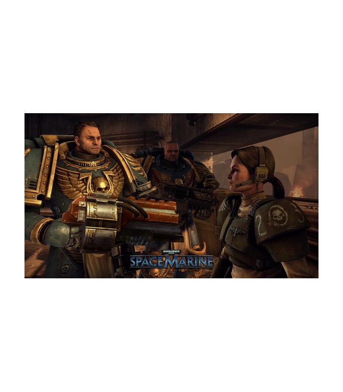 Warhammer 40,000: Space Marine - 6