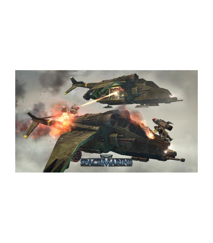Warhammer 40,000: Space Marine - 7