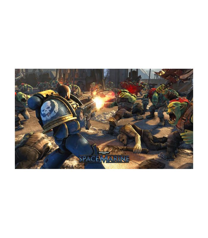 Warhammer 40,000: Space Marine - 8