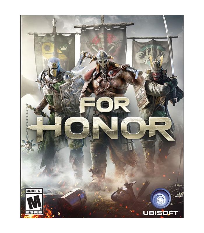اکانت یوپلی For Honor  - 1
