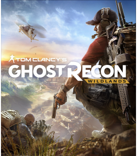 اکانت یوپلی Tom Clancy Ghost Recon: Wildlands