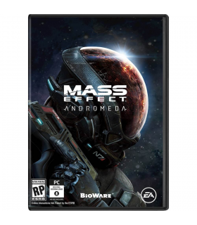 اکانت Mass Effect: Andromeda