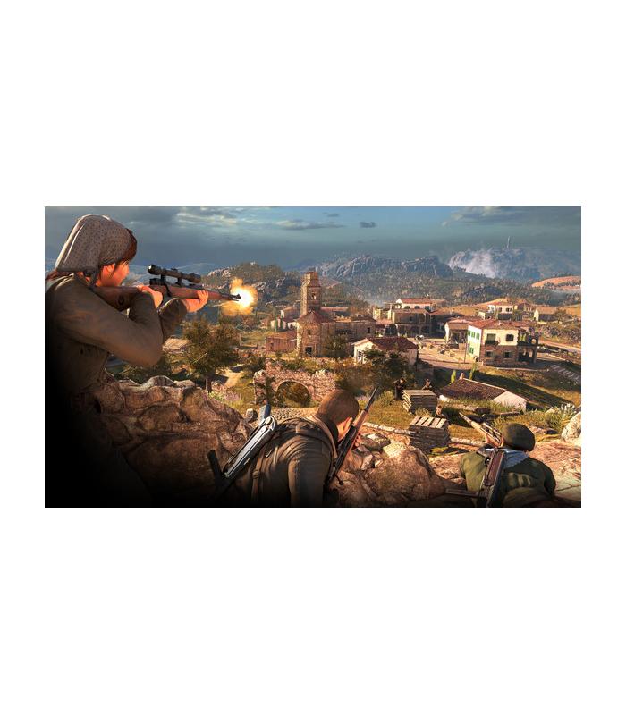 Sniper Elite 4  - 2
