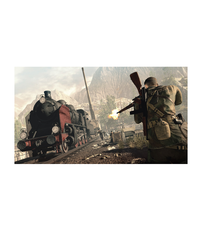 Sniper Elite 4  - 4