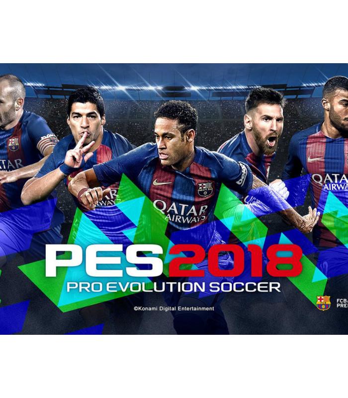 Pro Evolution Soccer 2018 - 1