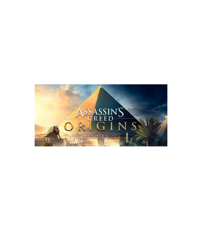 اکانت Assassins Creed Origins