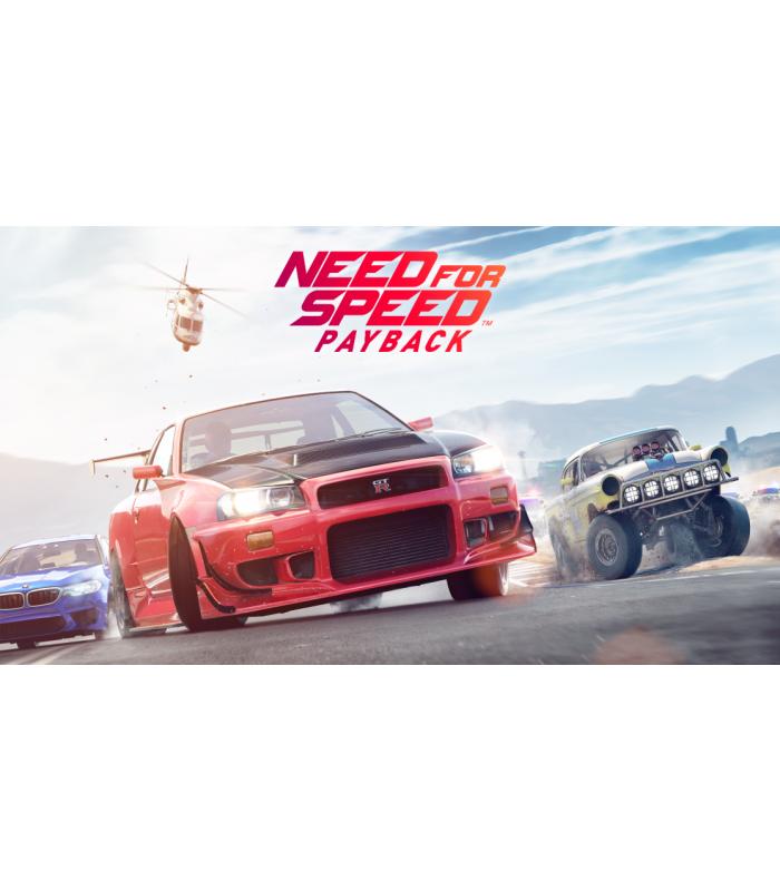 اکانت Need For Speed Payback  - 1