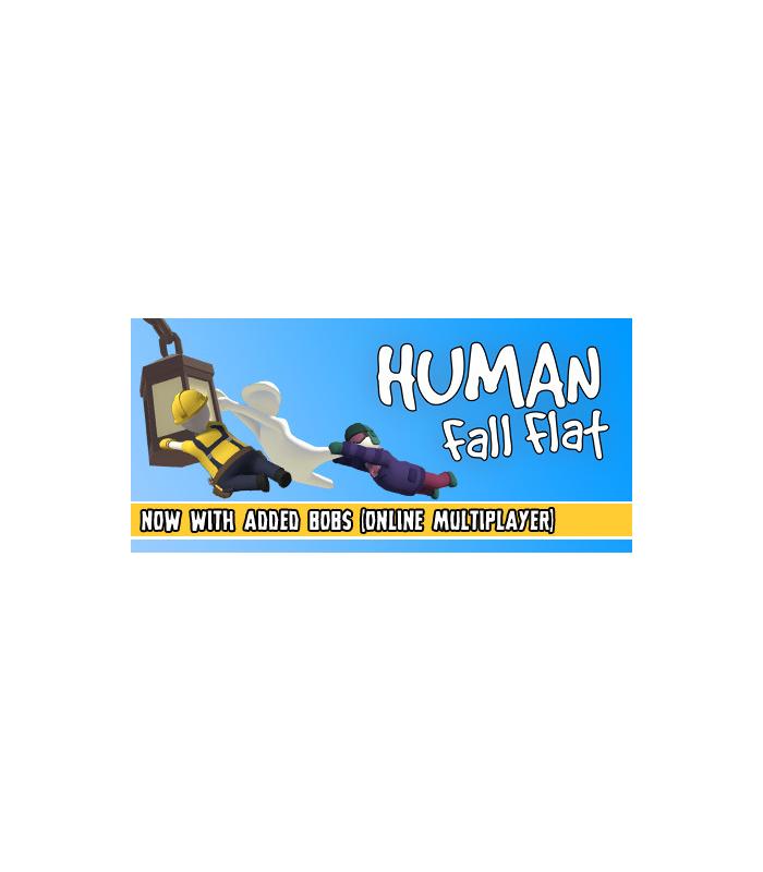 Human: Fall Flat - 1