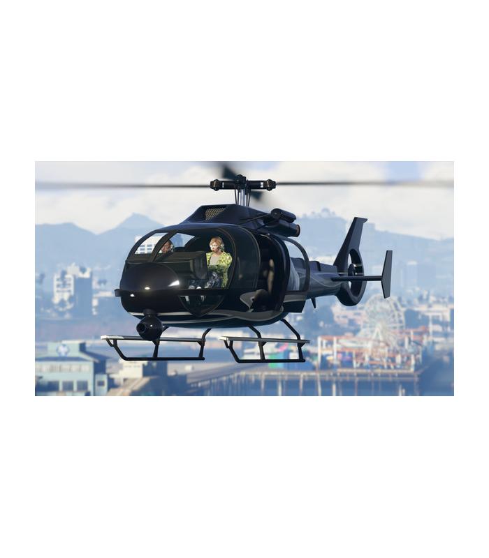 Grand Theft Auto V - Criminal Enterprise Starter Pack - 2