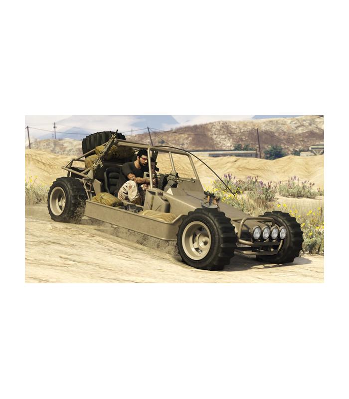 Grand Theft Auto V - Criminal Enterprise Starter Pack - 3