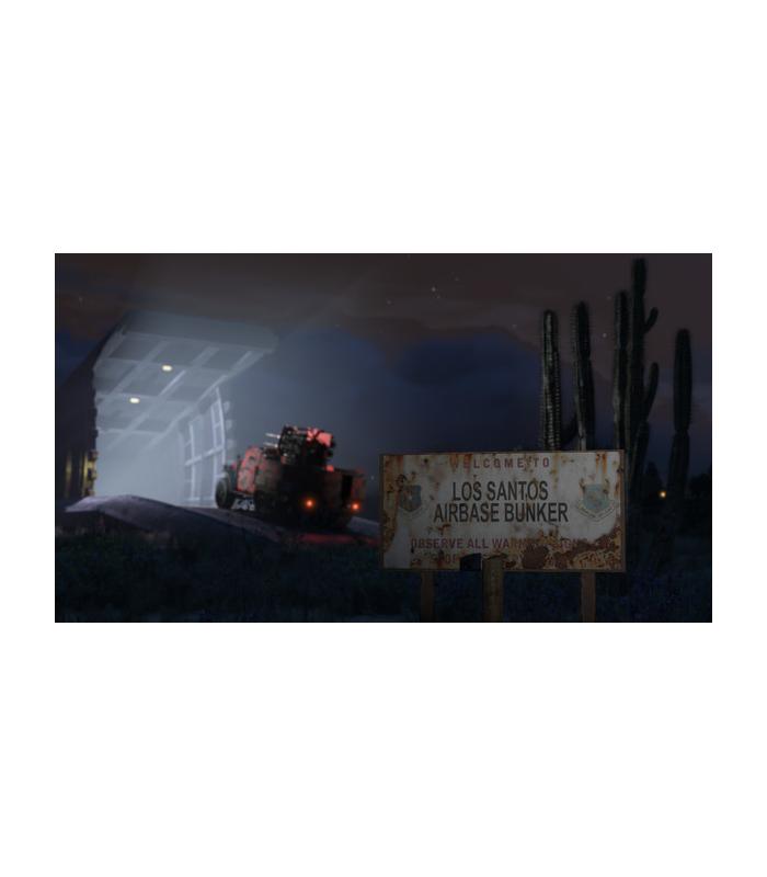 Grand Theft Auto V - Criminal Enterprise Starter Pack - 5