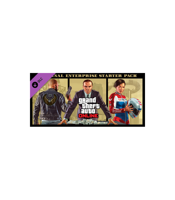 Grand Theft Auto V - Criminal Enterprise Starter Pack - 1