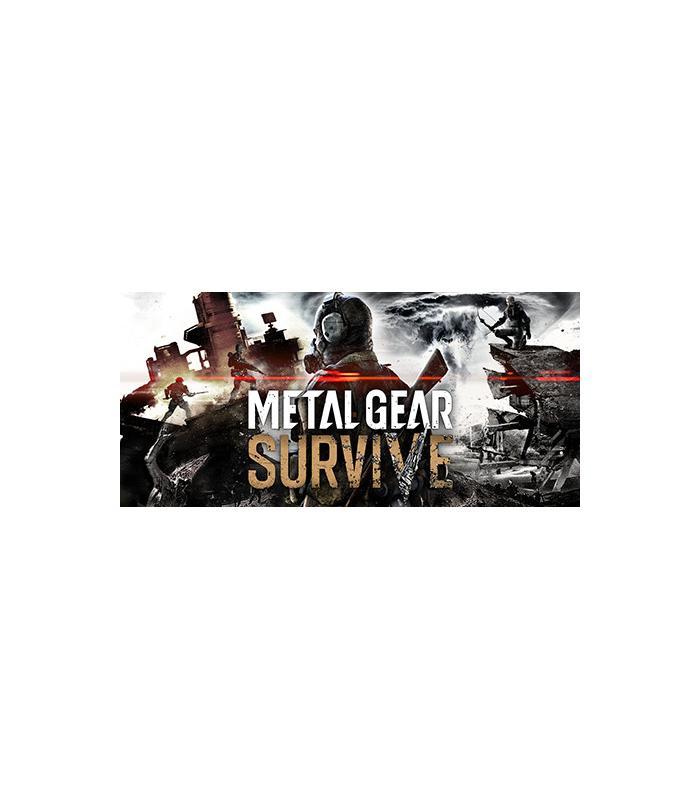 METAL GEAR SURVIVE  - 1
