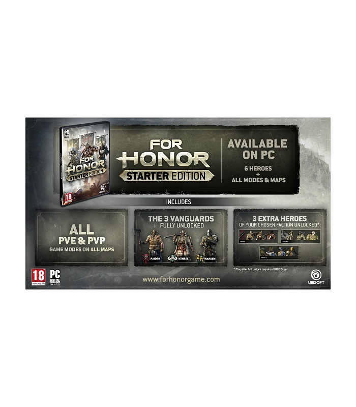 For Honor-Starter Edition  - 1