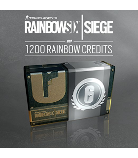Rainbow Six Siege: 1200 Credits