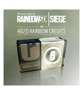 Rainbow Six Siege: 4920 Credits