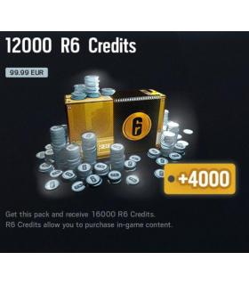 R6 16000 CREDITS