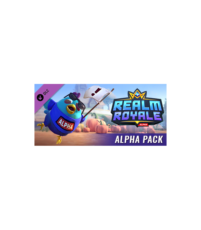 Realm Royale - Alpha Pack  - 1