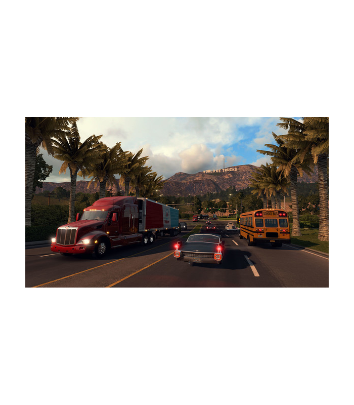 American Truck Simulator - 3