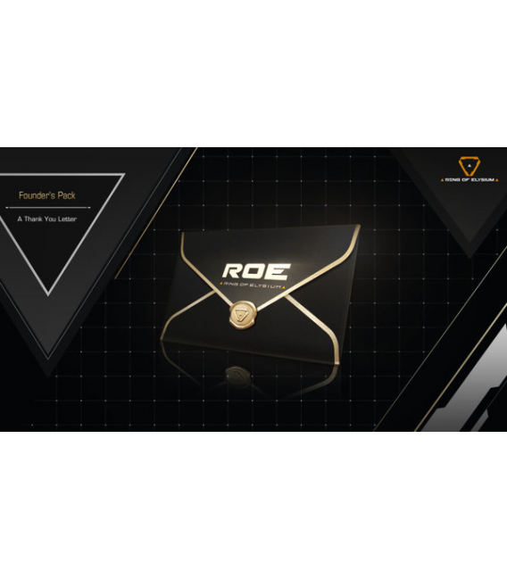 Ring of Elysium Founder Pack