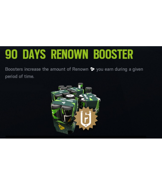 RENEW BOOSTER 30 DAYS